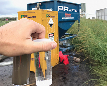 PR Water Industrial Water Treatment for construction and infrastructure