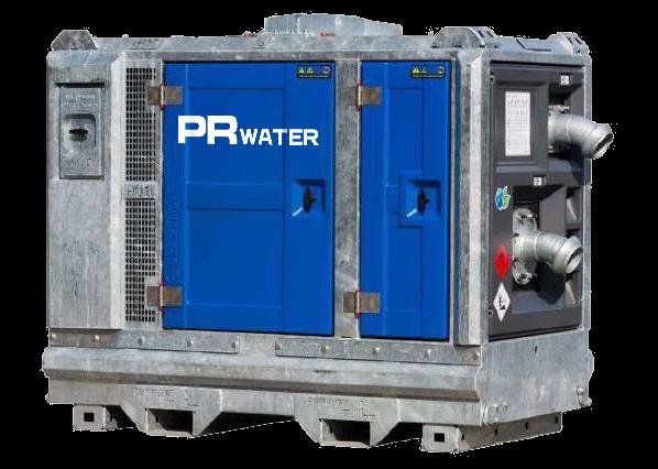 Dewatering Pump PR Water