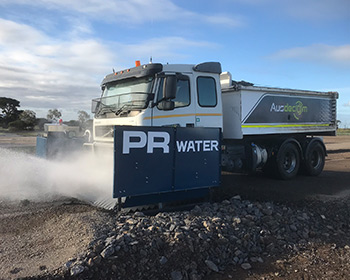 Site Remediation Truck Wheel Wash Project