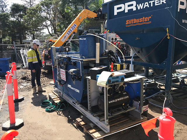Treating Sludge with a Belt Filter Press - Gallery 2