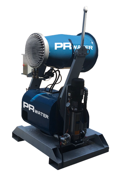 Used Ex-Rental Dust Fighter for sale at PR Water Australia