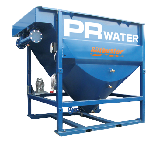 Used Ex Rental HB60 Lamella Clarifier for sale from PR Water Australia